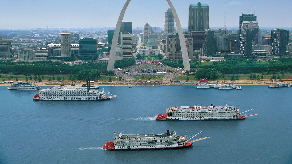 Ein Jahr in St. Louis leben? Ein Stipendium des Bundestags macht's möglich