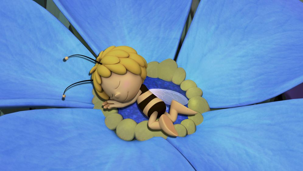 Schlanke Maja: Mach dich dünne, Biene