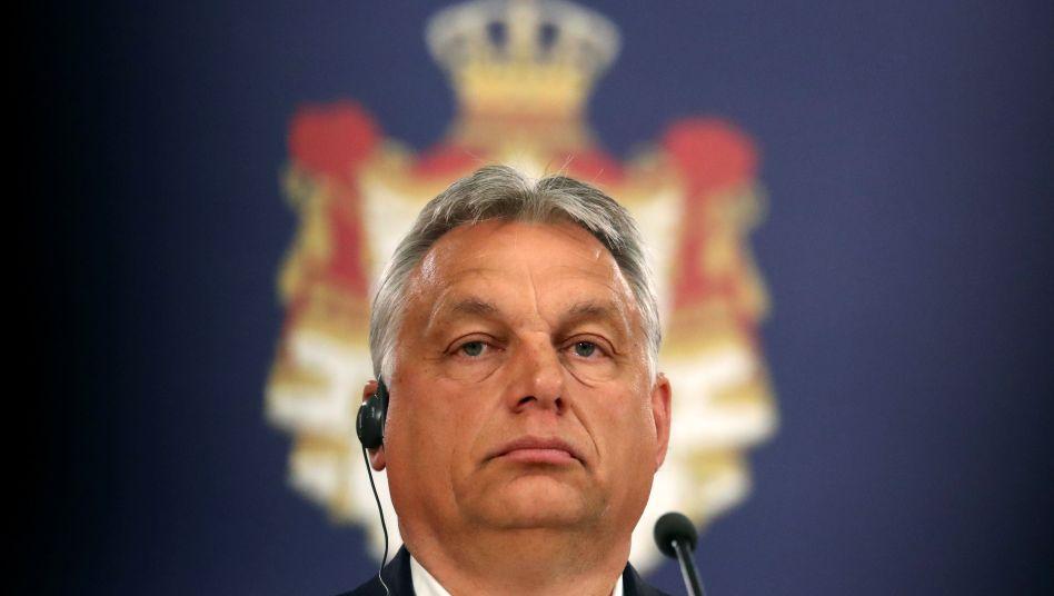 """Premier Viktor Orbán: """"Kein Ungar ist allein!"""""""