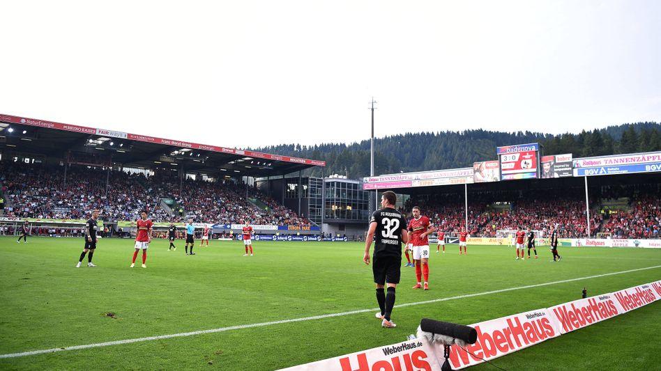 Abschied nach 67 Jahren: Das Dreisamstadion in Freiburg geht in Rente