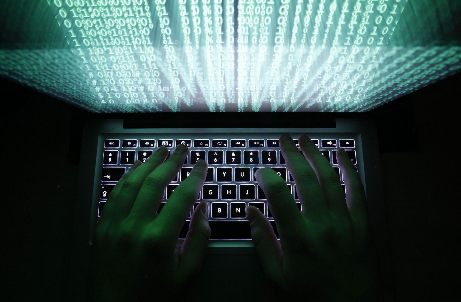 Symbolbild Binärcode/ NSA