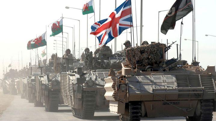 Briten und Irakkrieg: Chronologie einer verheerenden Invasion