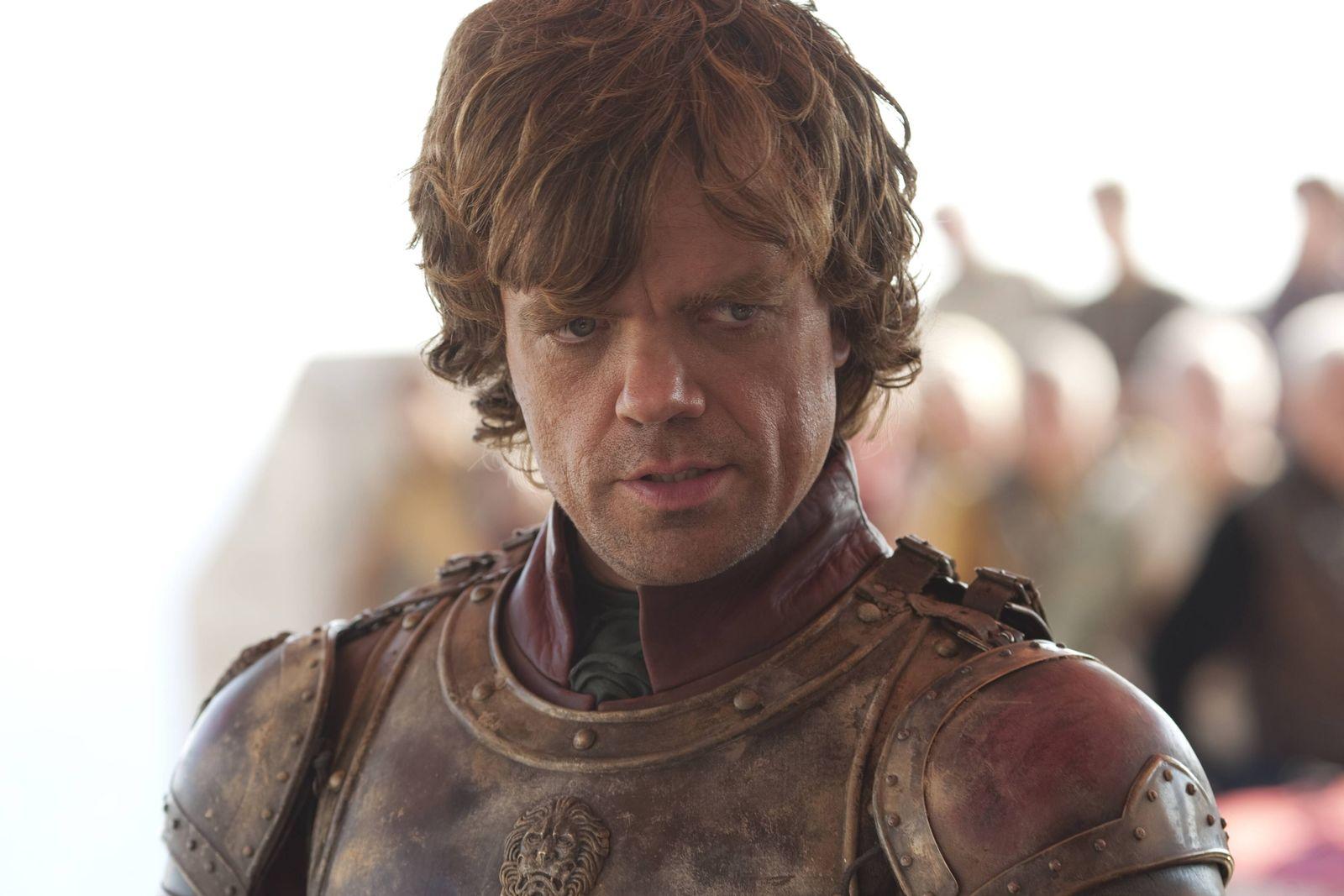 EINMALIGE VERWENDUNG Game of Thrones / Tyrion Lannister