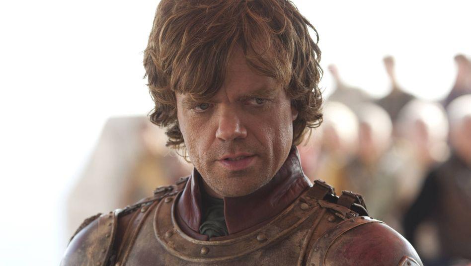 """Kleinwüchsige """"Game of Thrones""""-Figur Tyrion Lannister, dargestellt von Peter Dinklage"""