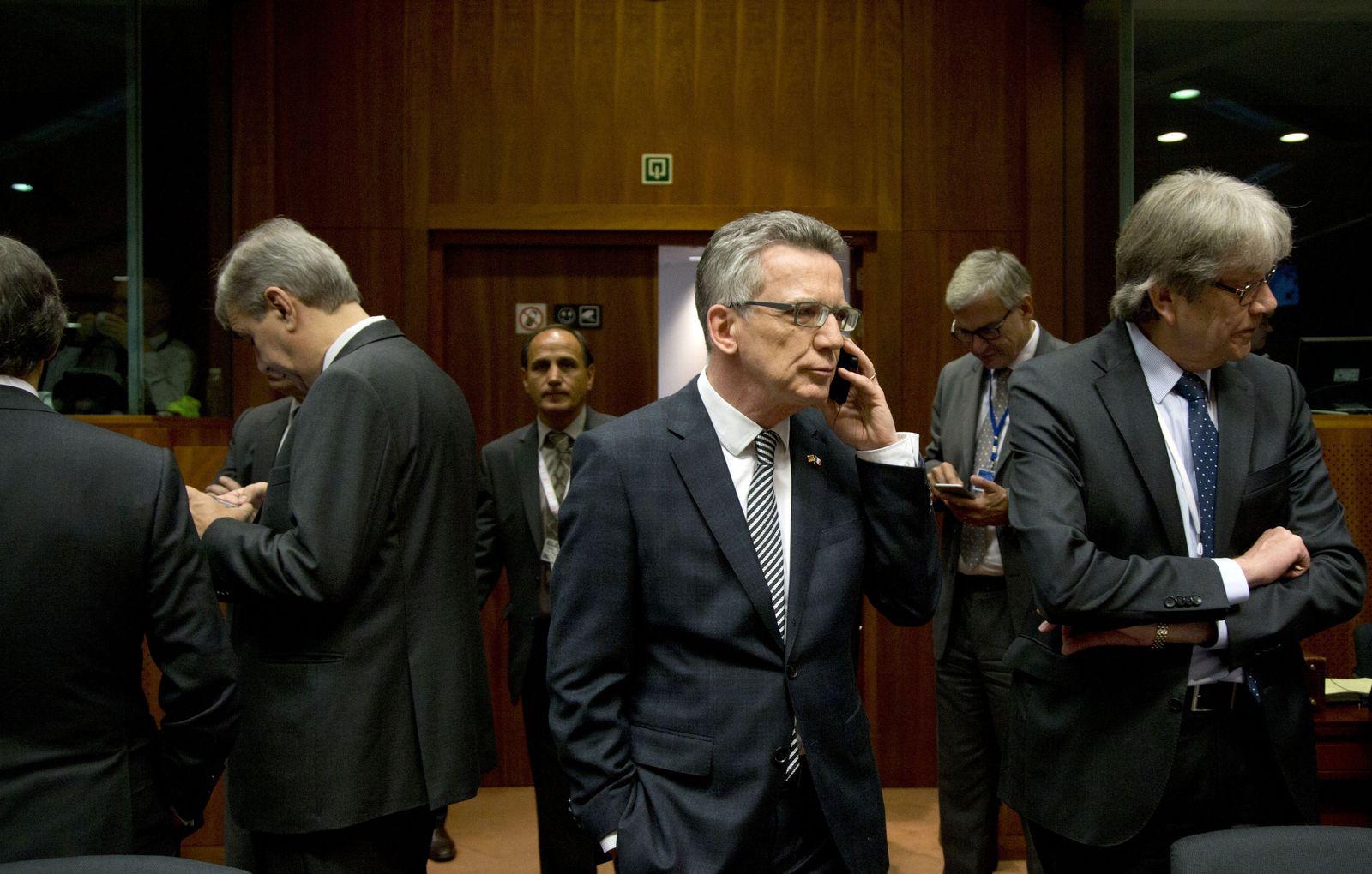 EU rüstet sich gegen den Terror