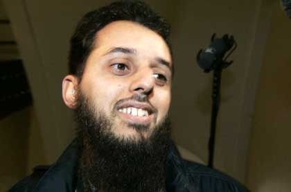 Motassadek may have been smiling as he entered the courtrooms on Friday. Odds are though that the grin had been wiped off his face by the time he left on his way to a seven-year jail sentance.