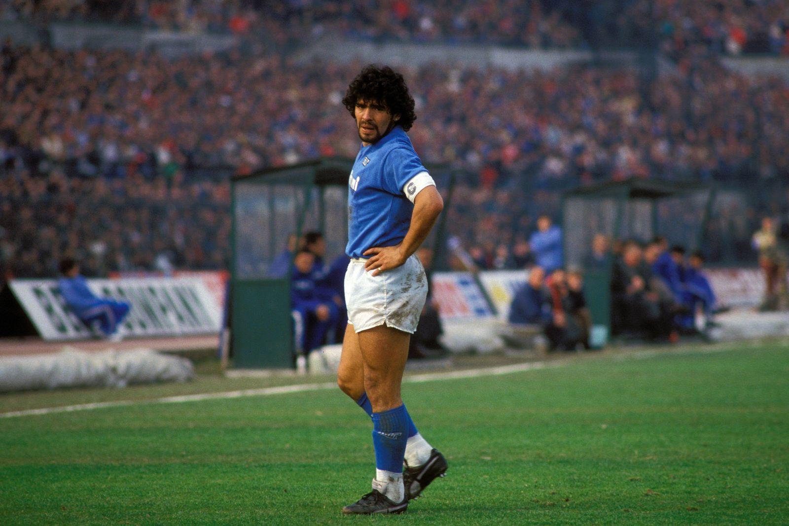Diego Maradona (SSC Neapel)