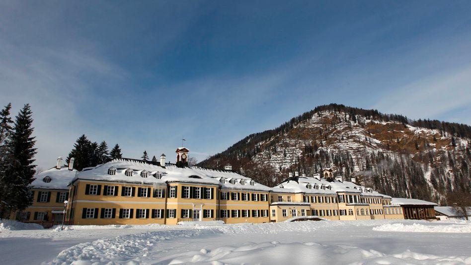 Tagungsstätte in Wildbad Kreuth: Wie hält es die CSU mit Pegida?