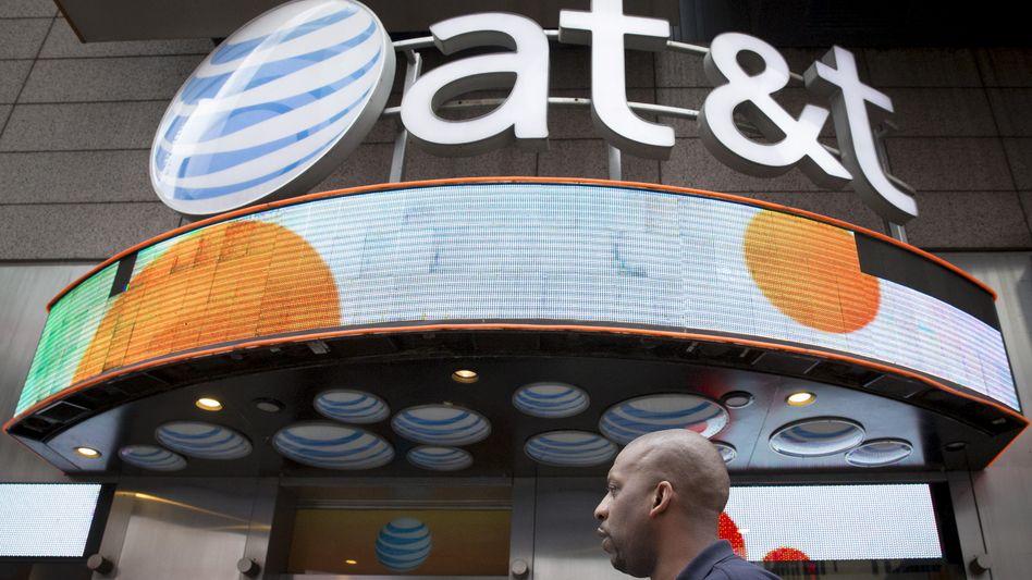 """AT&T-Geschäft in New York: Als """"sehr kooperativ"""" bezeichnet die NSA den Konzern"""