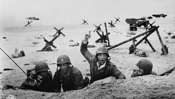 """""""Der längste Tag"""": Als Hollywood den D-Day auf der Insel Ré nachstellte"""