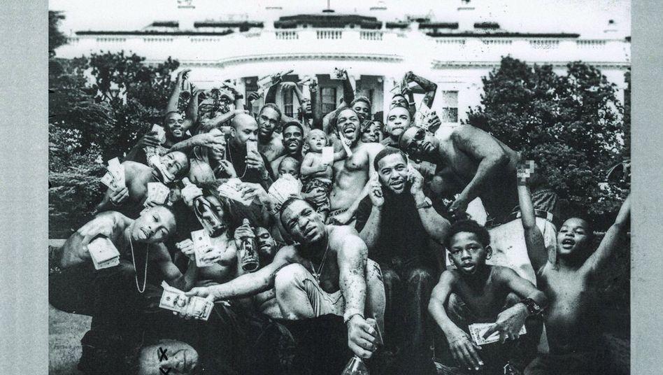 """Lamar-Album """"To Pimp a Butterfly"""": Schwarze erobern das Weiße Haus"""