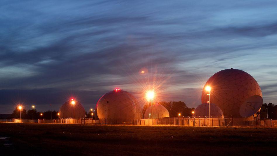 BND-Außenstation in Bad Aibling: Untersuchung von 39.000 Suchbegriffen der NSA