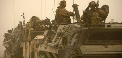 Bundeswehrkonvoi in Afghanistan: Anschlag im Norden