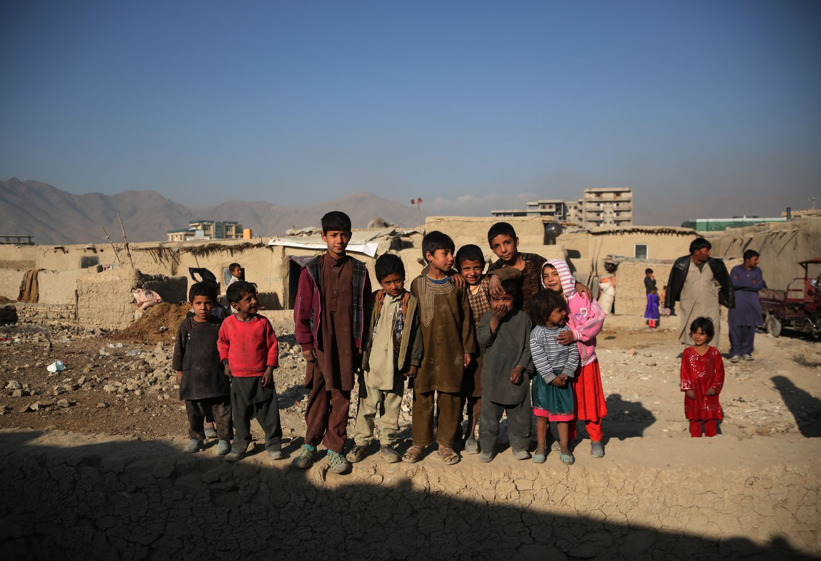 Weltkindertag in Kabul