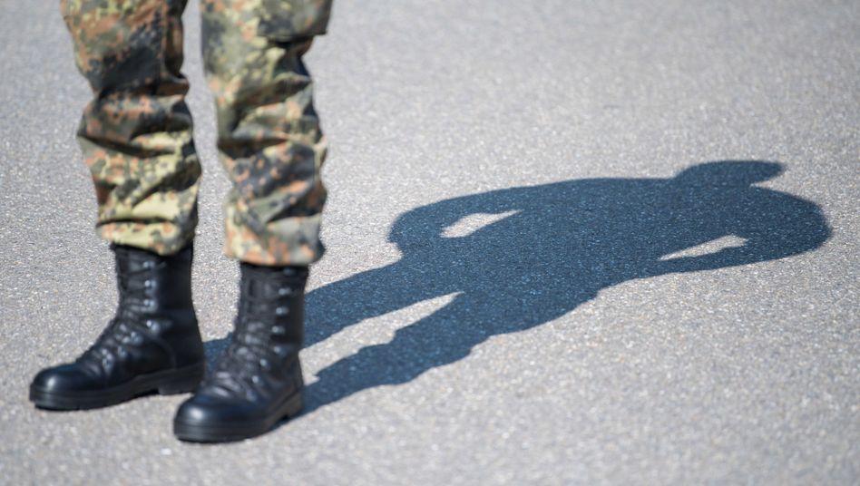 Bundeswehrsoldat in Baden-Württemberg: Fragen über den Umgang mit rechten Umtrieben in den eigenen Reihen