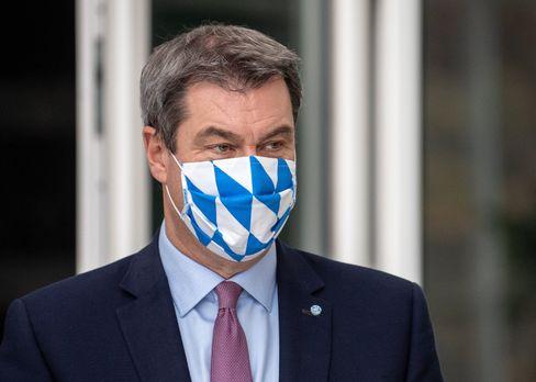 Bayerns Ministerpräsident Söder (Archivbild)