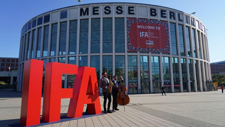 Ifa-Auftakt in Berlin: Leichter Jazz zur Begrüßung
