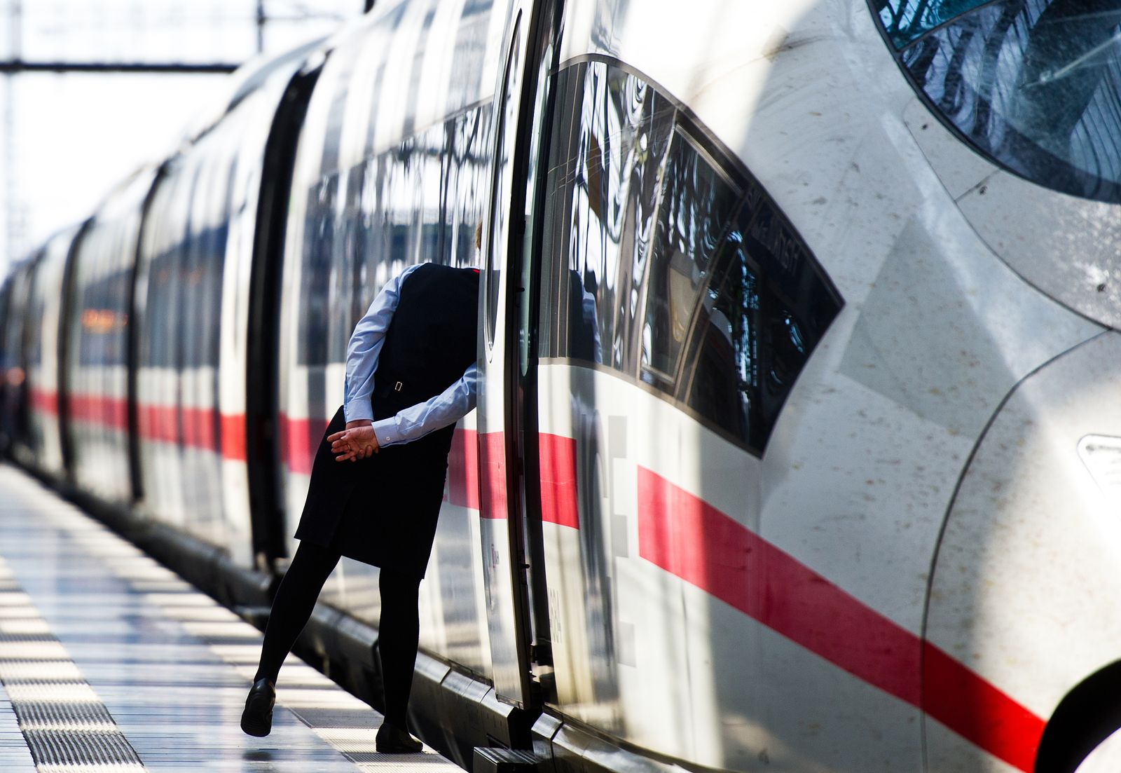 Deutsche Bahn / Lokführerstreik