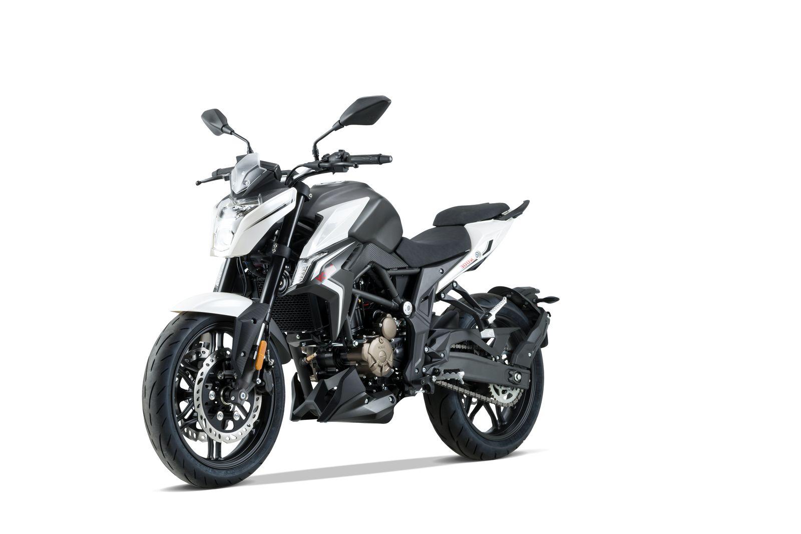 Motorräder aus China: Voge 300R