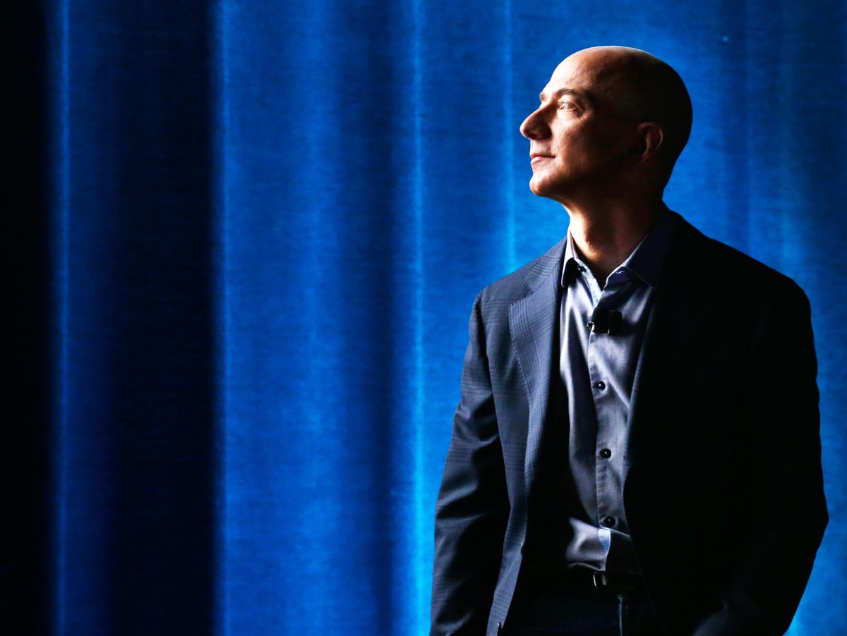 Jeff Bezos Takes Washington Post into ...