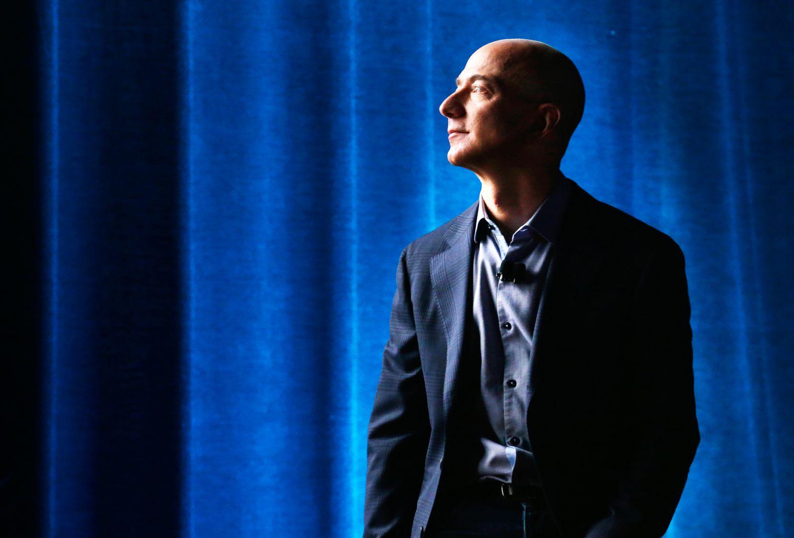 Amazon / Jeff Bezos