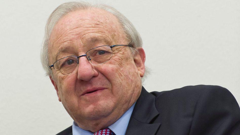 Karlheinz Schreiber: Anklage wegen Steuerhinterziheung