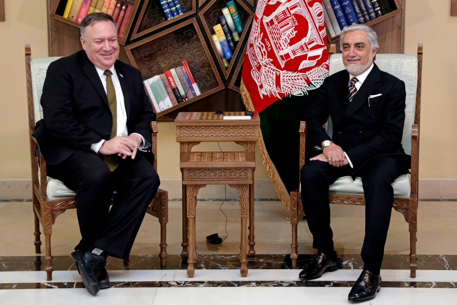 US-Außenminister Pompeo in Afghanistan