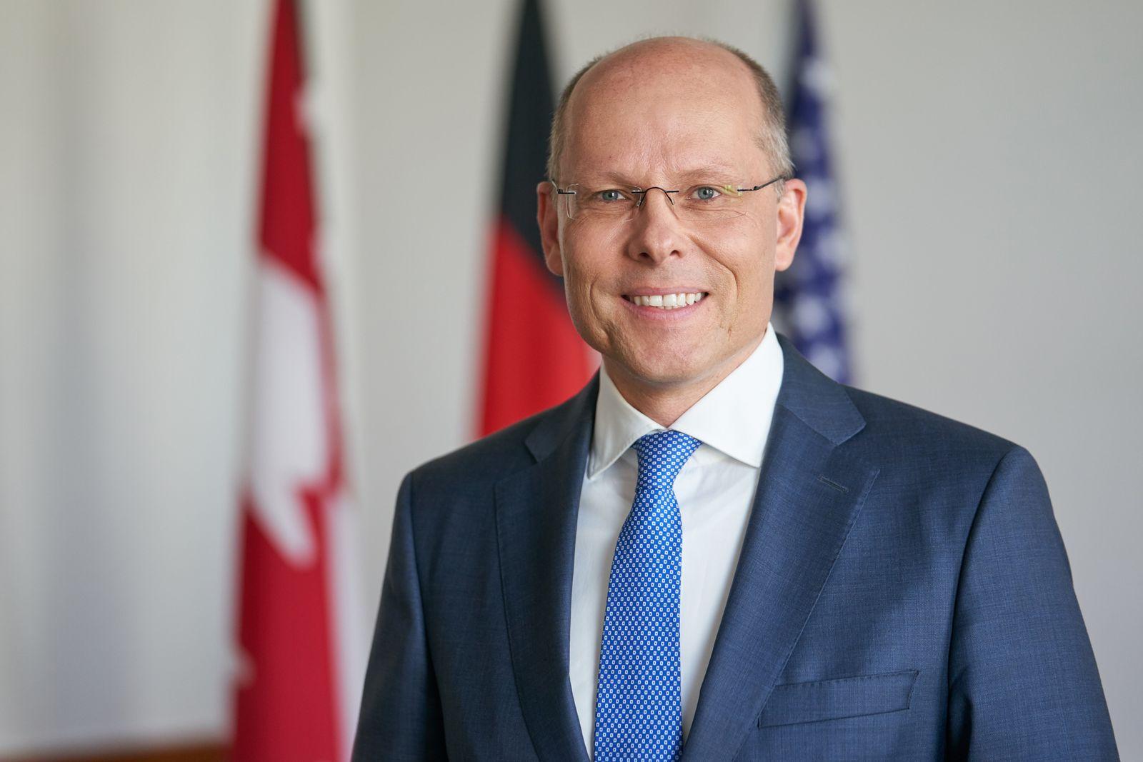 EINMALIGE VERWENDUNG Peter Beyer/ MdB/ CDU