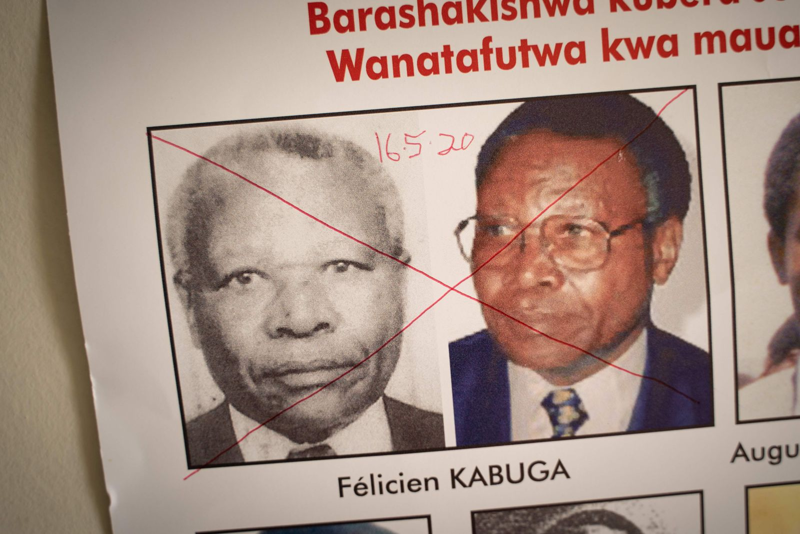 RWANDA-GENOCIDE-ARREST