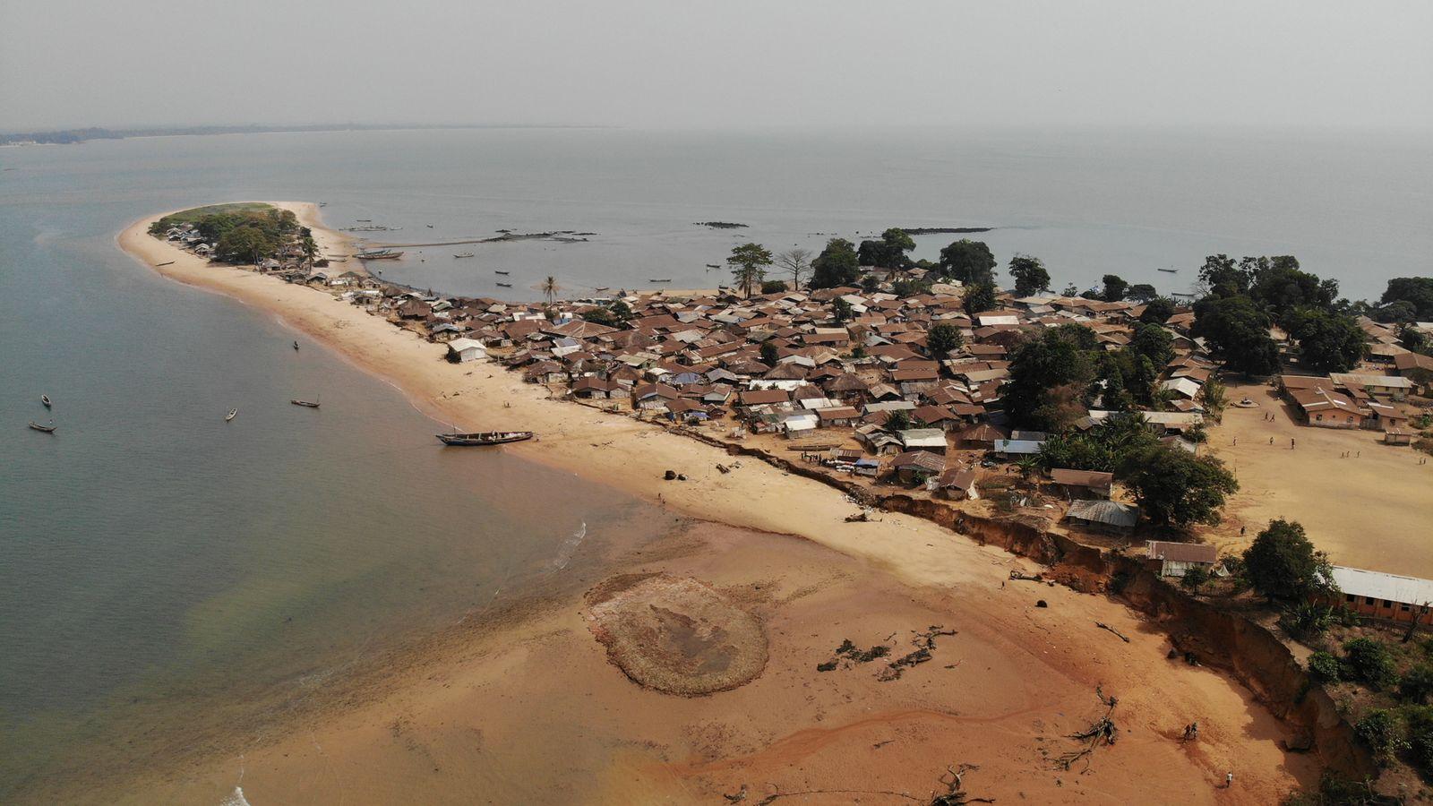 Plantain Island - Abdulai Kargbo