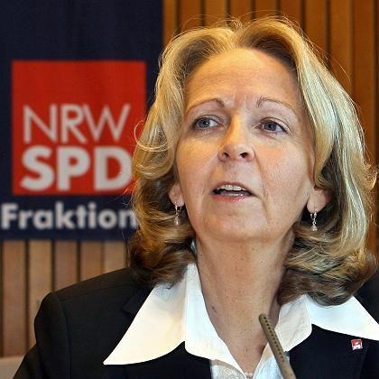 SPD-Politikerin Kraft: Arme West-Kommunen müssen Schulden für Hilfe an boomende Ost-Regionen machen