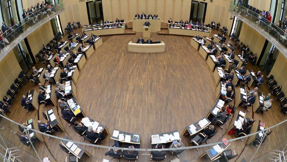 Bundesrat in Berlin: Ablehnungsmarathon in letzter Sitzung