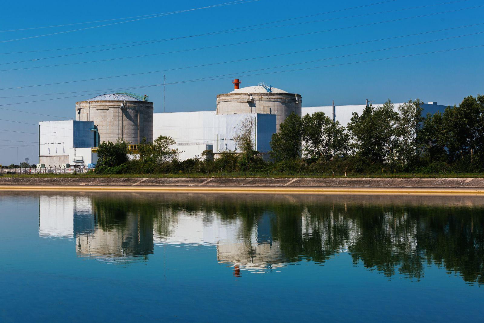 Zweiter Reaktor des Kernkraftwerks Fessenheim geht vom Netz