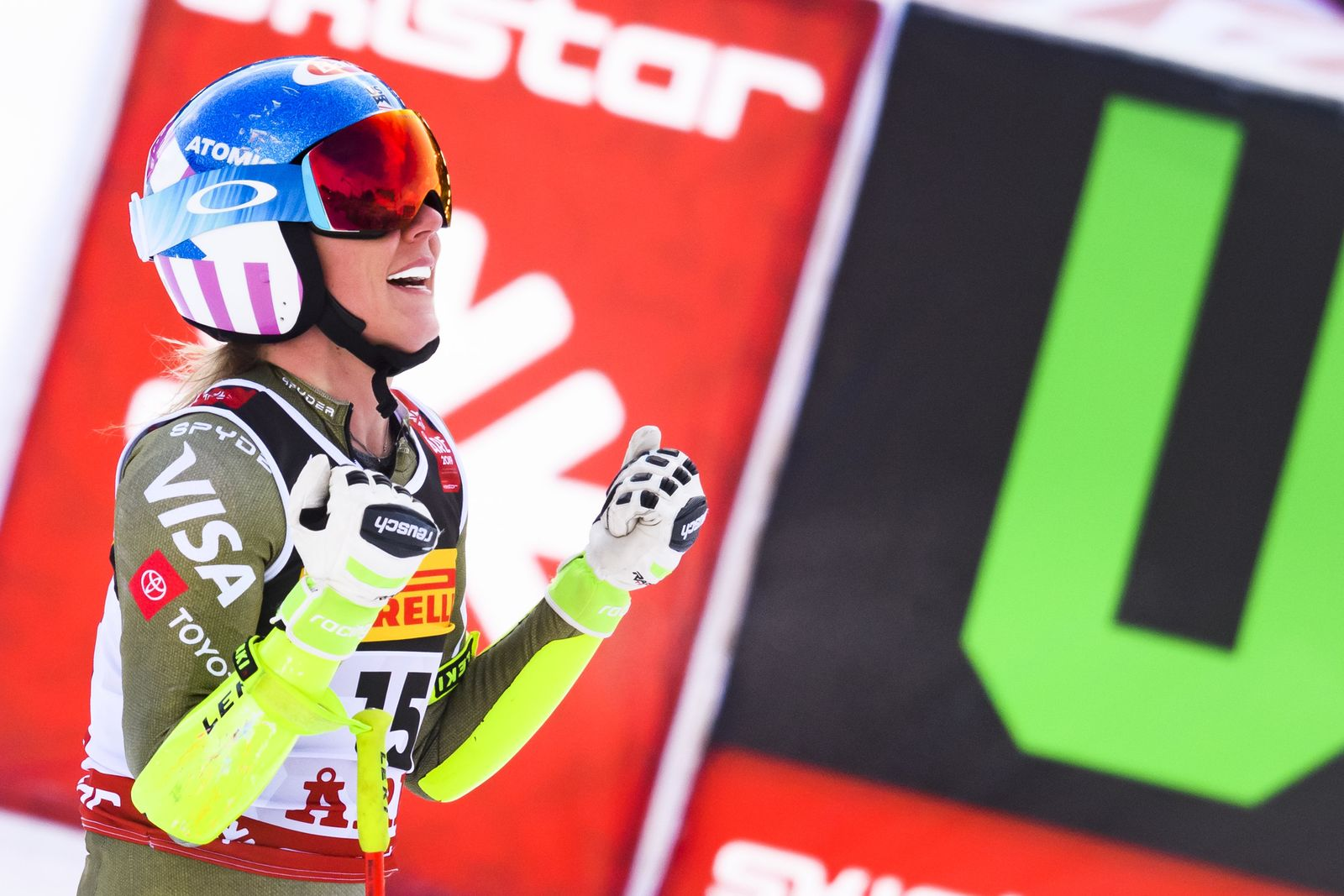 SWEDEN SKI WORLD CHAMPIONSHIPS
