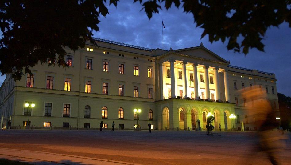 Königliches Schloss in Oslo (2001): Die Stadt ist ein teures Pflaster