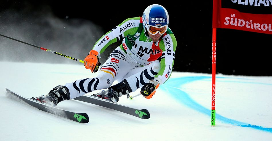 Skirennfahrer Dopfer: Podium knapp verpasst