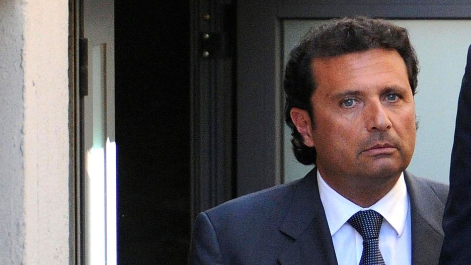 Unglückskapitän Francesco Schettino: Kein verkürzter Prozess