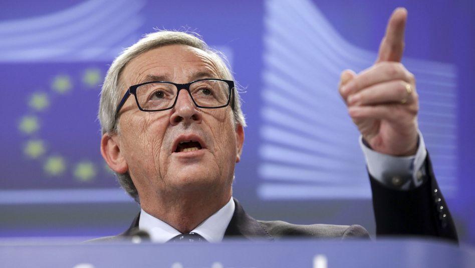 Junckers Luxemburger Steuerproblem: Es wird brenzlig für Mr. Cool