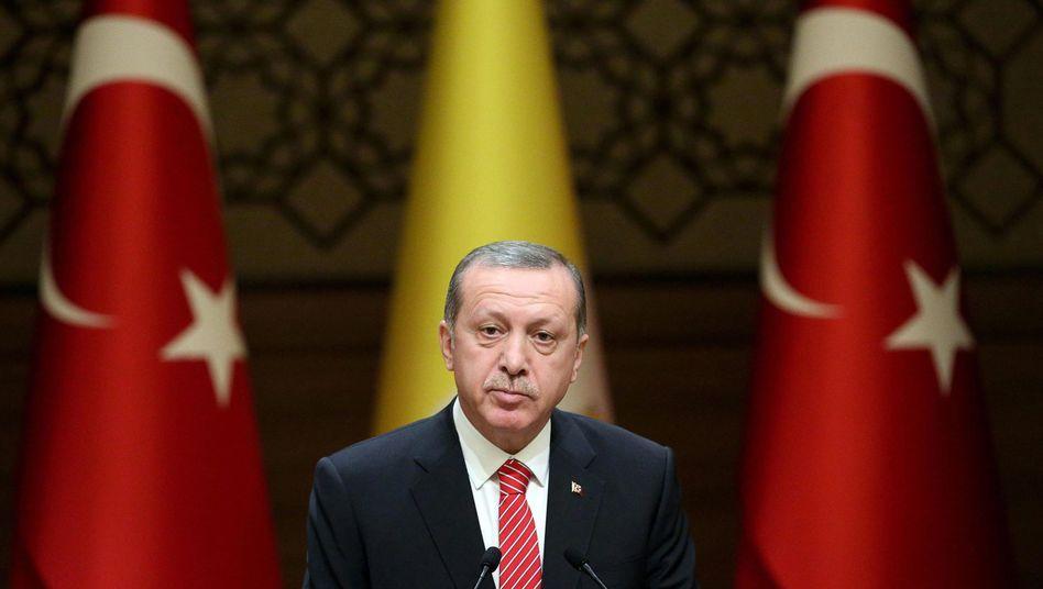 Erdogan: Zurück ins Osmanische Reich