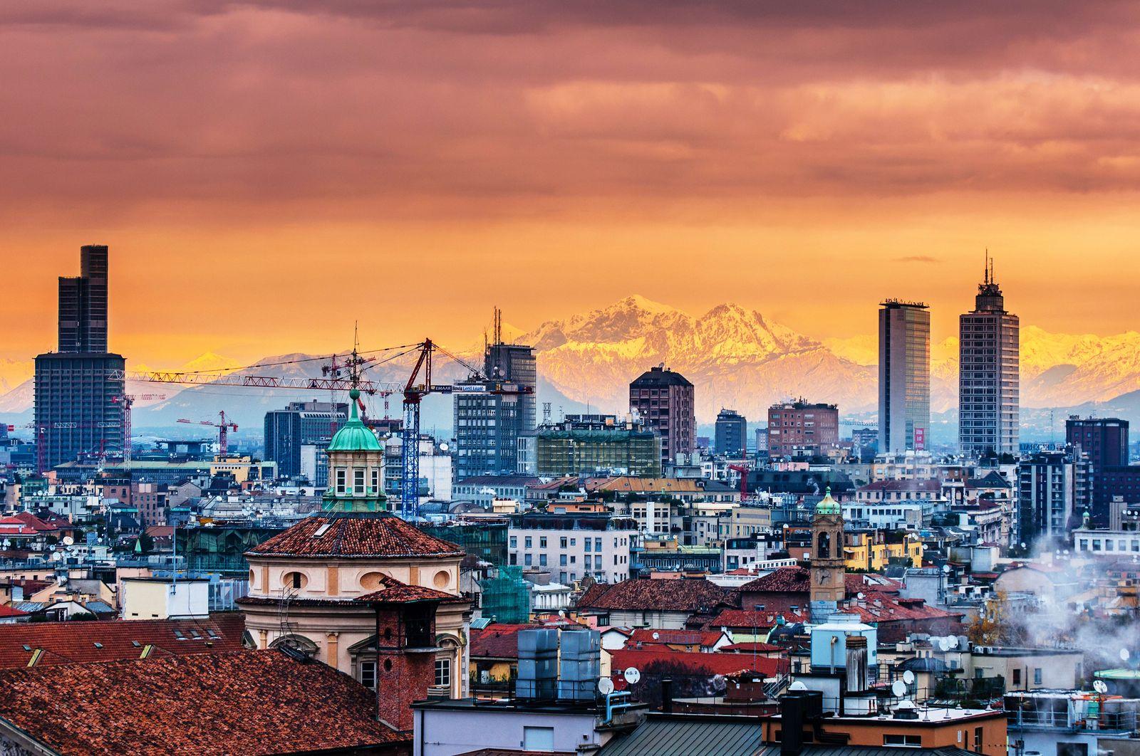 NICHT MEHR VERWENDEN! - Italien / Mailand / banken / / Stresstest / Stress-Test