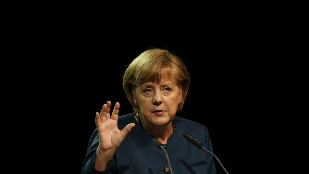 System Merkel: Die kalte Sprache der Macht