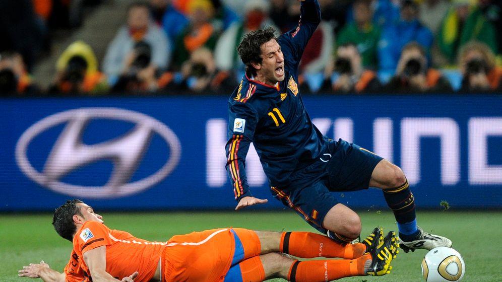Finale Niederländer: Verwarnungen in Reihe