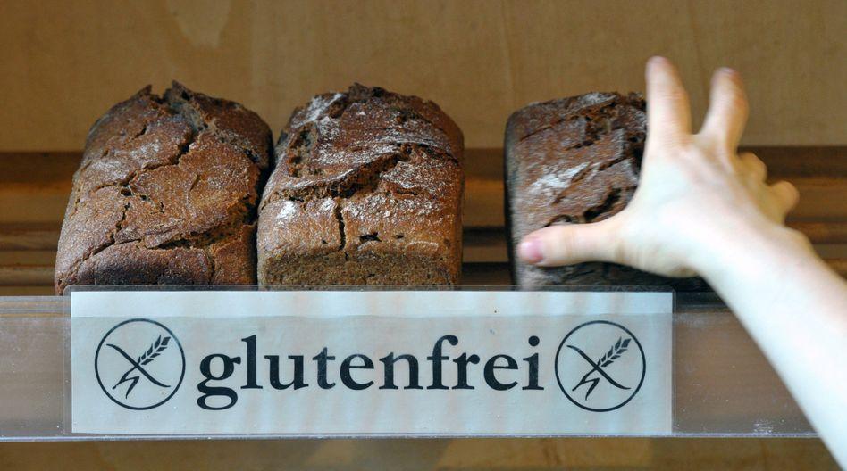 Glutenfreies Brot: Immer häufiger in den Regalen der Bäckereien