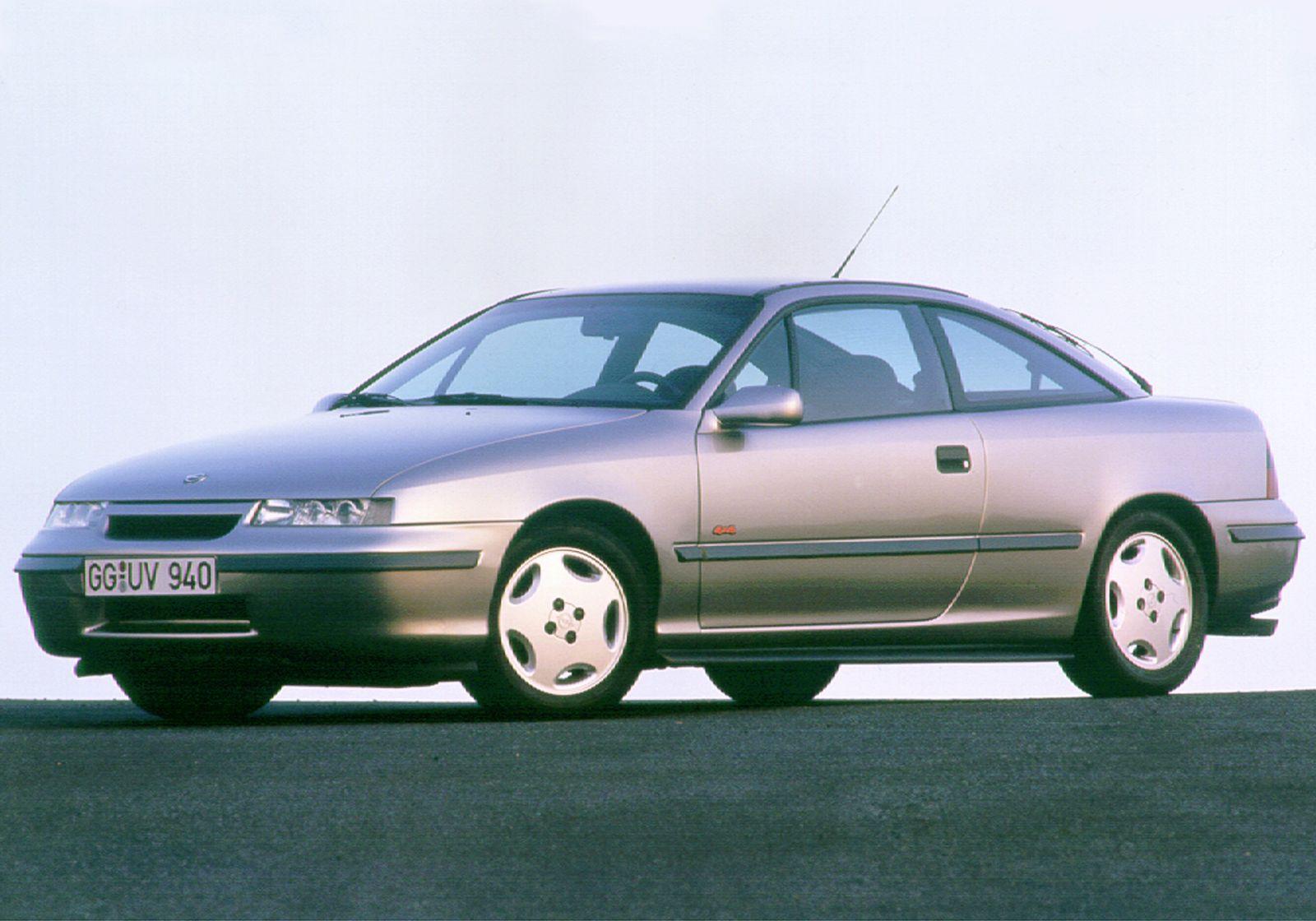 1989 / Opel Calibra