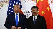 US-Kongress fordert Trump zu Sanktionen gegen China auf