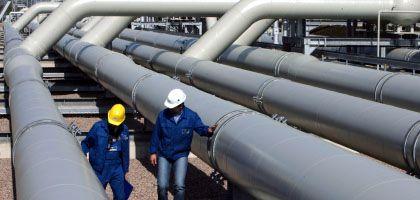 Gasverdichterstation bei Erfurt: Keine signifikanten Preissenkungen bis zum Frühling