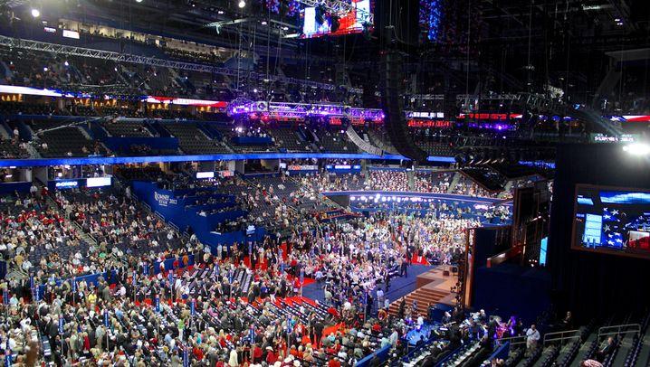 US-Republikaner: Romney-Kür in Tampa