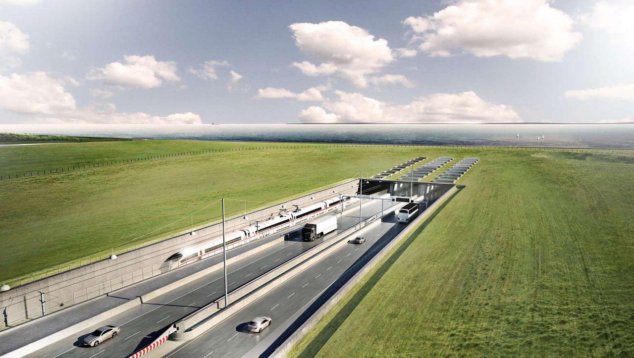 Streit über Fehmarn-Belt-Tunnel: Milliarden unters Meer - DER SPIEGEL - Wirtschaft