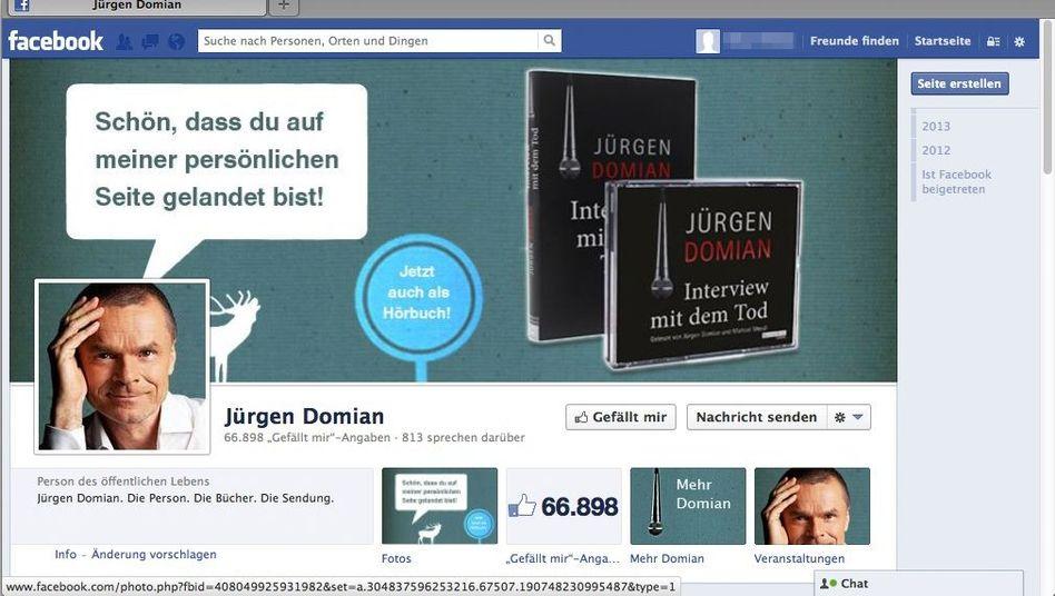 """Domians Facebook-Auftritt: """"Mit Meinungsfreiheit hat das rein gar nichts mehr zu tun"""""""