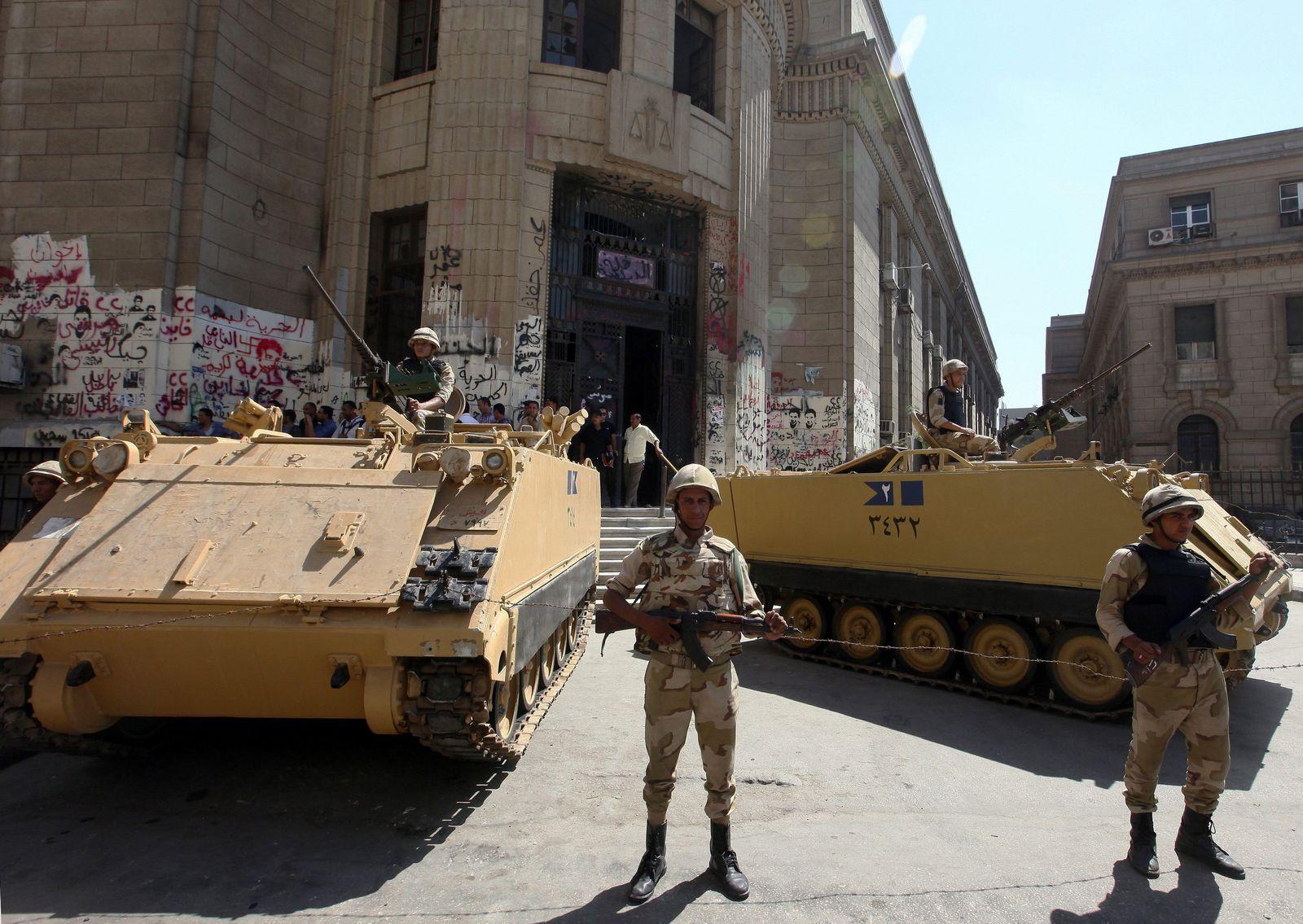 Kairo / Freitagsproteste